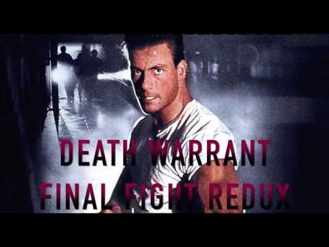Van Damme - Death Warrant (1990) Final Fight REDUX (HD)