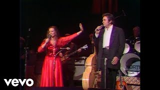 Johnny Cash, June Carter Cash - If I Were a Carpenter (Live In Las Vegas, 1979)