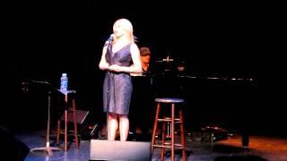 Repeat youtube video Megan Hilty singing Gravity
