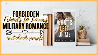 What's Left of Me Audiobook Sample