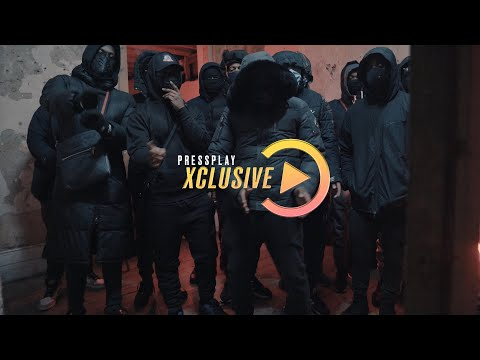 (Zone 2) Trizzac X Karma X #410 Skengdo X AM -  No Fibs (Music Video) Pressplay