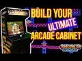 How to Build an Arcade Cabinet for Beginners | Turn Your Old PC into Your Dream Arcade Machine