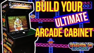 How to Build an Arcade Cabinet for Beginners   Turn Your Old PC into Your Dream Arcade Machine