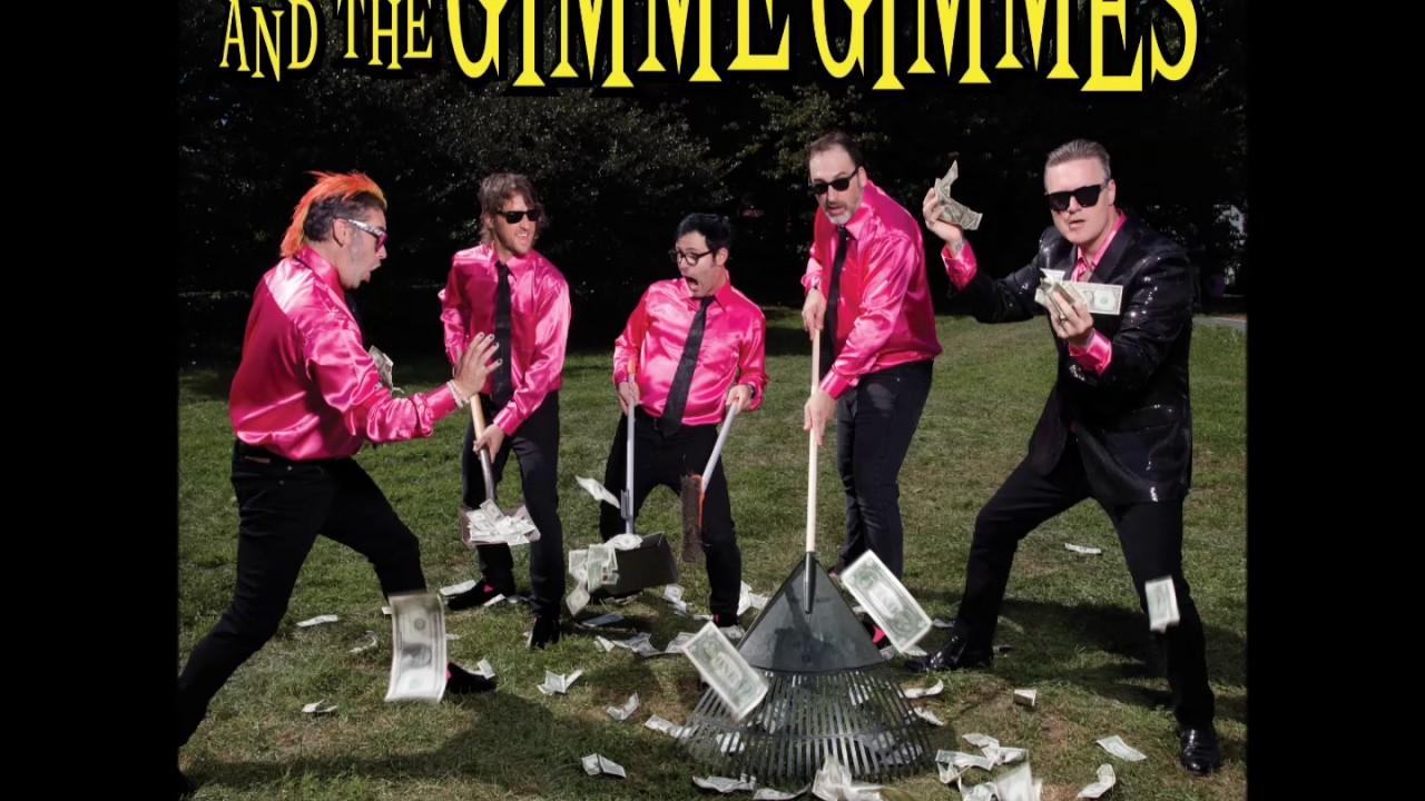 Me First And The Gimme Gimmes Tour 2020 Me First and the Gimme Gimmes   Rake It In: The Greatestest Hits