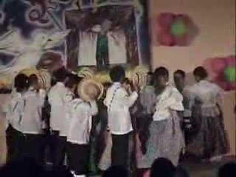 Baile tipico en david chiriqui rep de panama parte 1 youtube