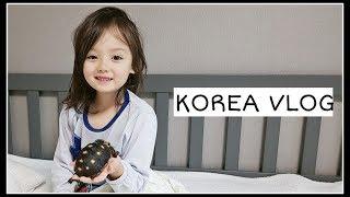 ДР Ангелины. Много подарков! KOREA/ VLOG/