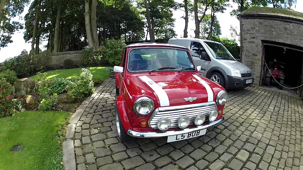 Classic MIni Cooper 13i For Sale  YouTube