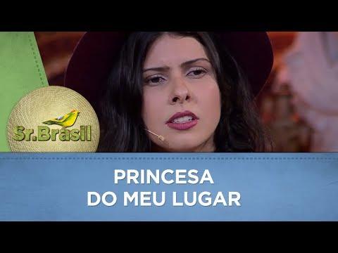 Princesa Do Meu Lugar | Daíra