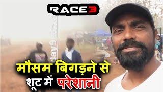 Salman's RACE 3 Bangkok Shoot Stops Because Of Bad Weather