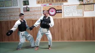 Self Defense and Sparring Techniques in Martial Arts - Fighting Techniques