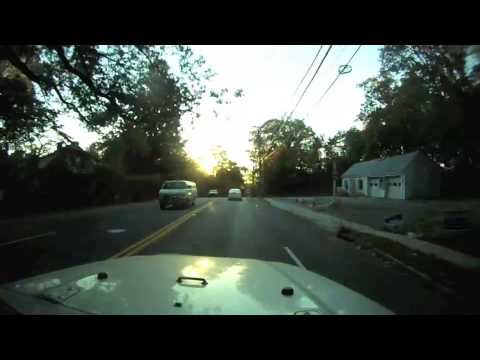 Driving from Manhattan to Greenwich CT