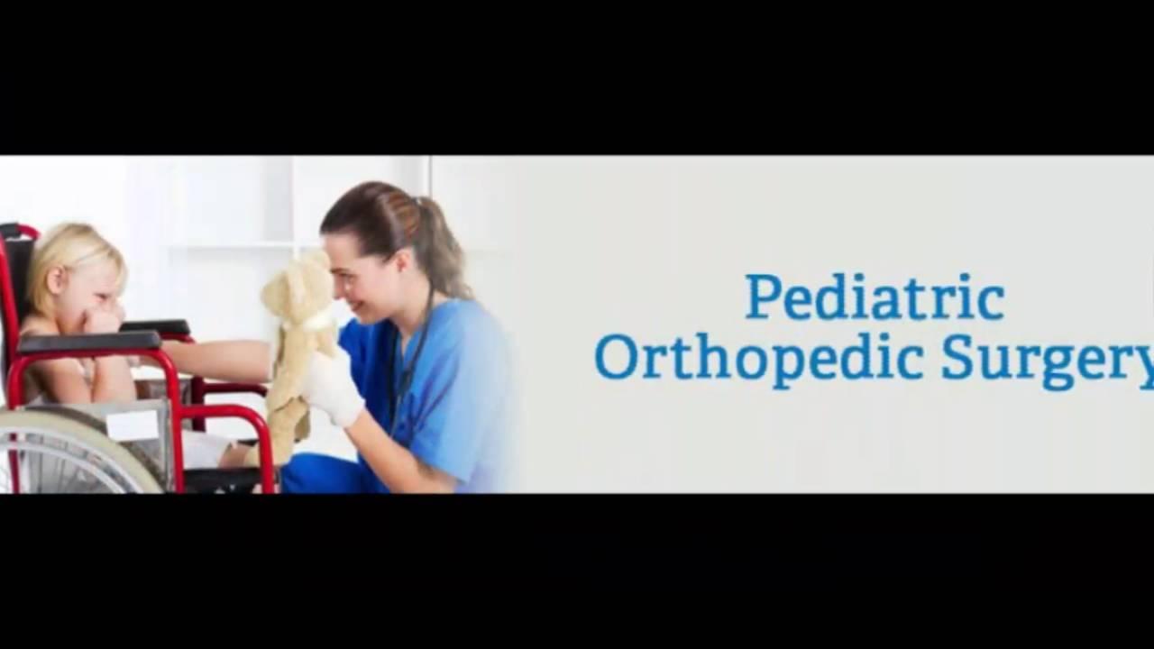a S T E M career: Pediatric Orthopedic Surgeon