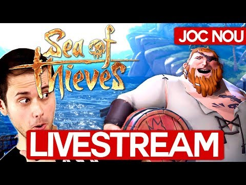 Un joc genial! Sea of Thieves! Open World Online (LIVE)