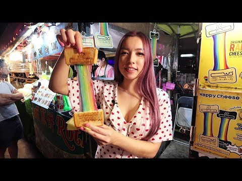 Ultimate Night Market Food in Thailand | RATCHADA