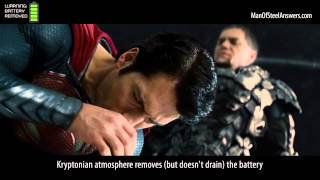 Man of Steel Myths: Kryptonians Aren