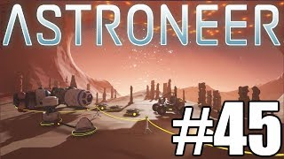 The FGN Crew Plays: Astroneer #45 - Space Travel Prep