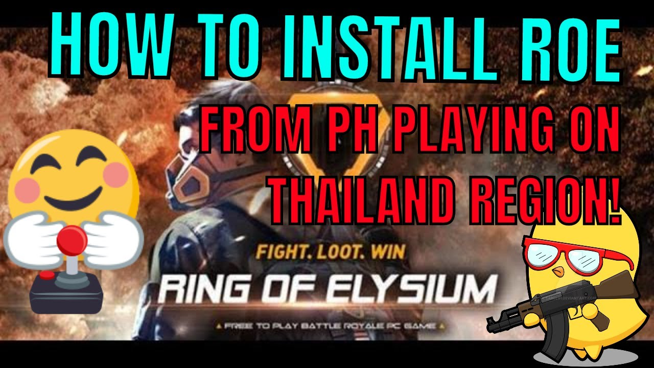 Array - ring of elysium   how to install the game without using vpn  quick  u0026 easy guide     rh   youtube com