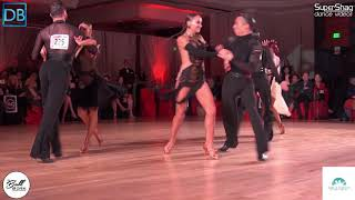 Part 3! Approach the Bar with DanceBeat! SF Open 2018! Pro Latin! Ilya Maletin and Polina Mayer!