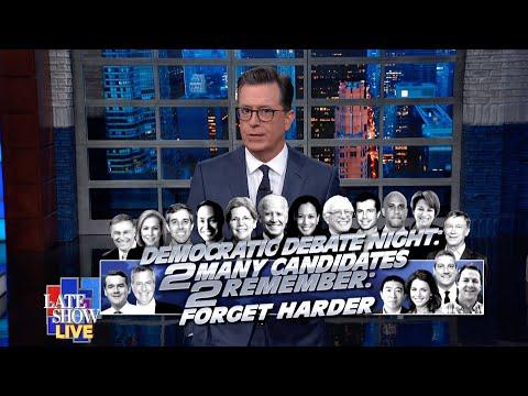Stephen Colbert&39;s  Monologue Part 1: A Whole Lot Of Delaney Fans
