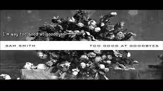แปลไทย [Kara] Too Good At Goodbyes - Sam Smith
