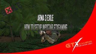 GTXGaming Exile - Setting up Infistar