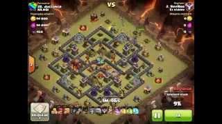 Clash Of Clans - Ez Riders VS HA.NOI (Epic Raid) 10