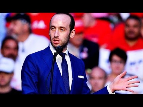Racist Moron Stephen Miller Blows the Lid Off Second Muslim Ban: It's the Same as the First One