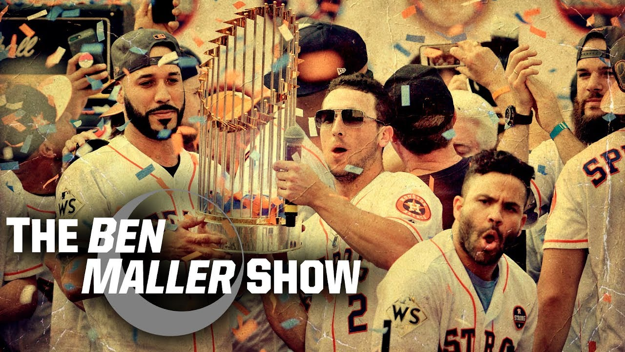 Why The Astros World Series Championship Won't Be Vacated As ...