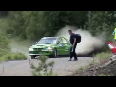 This is Rally 6 | The best scenes of Rallying (Pure sound)