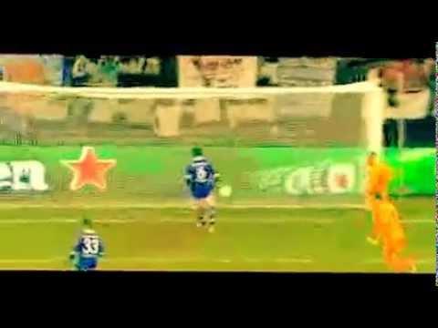 real madrid vs shalke 04 6 - 1 GOLES HD audi COPE Champions League