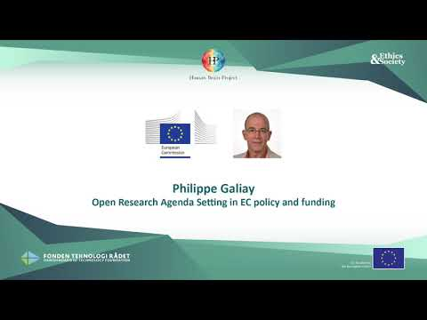 Youtube video - Webinar on open research agenda setting - pt.4 (Philipe Galiay)
