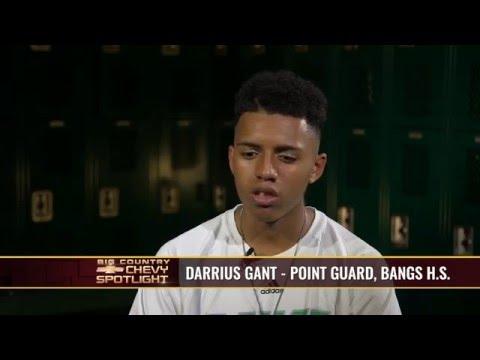 Bangs High School Boys Basketball - Big Country Chevy Spotlight
