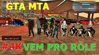 🔴GTA MTA ONLINE COM A GALERA#ENCONTROS ( BRASILEIROS VIVENDO NO STYLO)
