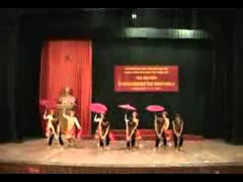 Múa Mông _ Nghệ Thuật Thực Hành _ Lớp VHDT15A.mp4