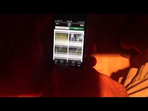 Review Of Wimbledon For IPhone