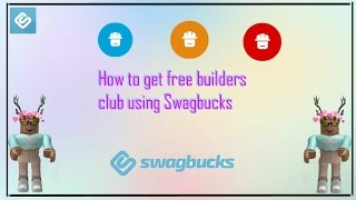 How to get Free BC for Roblox using Swagbucks!!