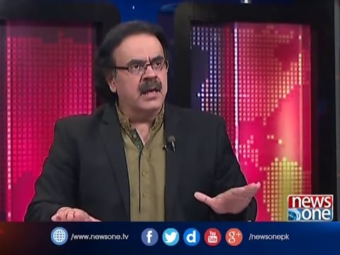 Live with Dr.Shahid Masood at 08:03pm only on NewsOne