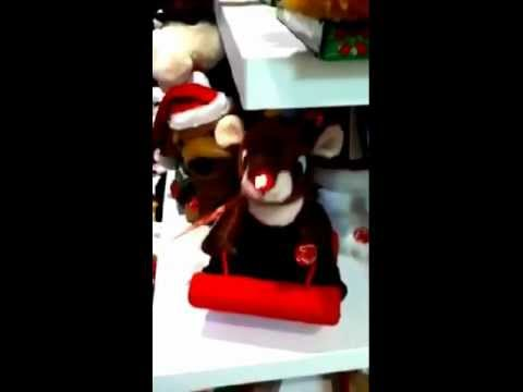 Toys Sing Christmas