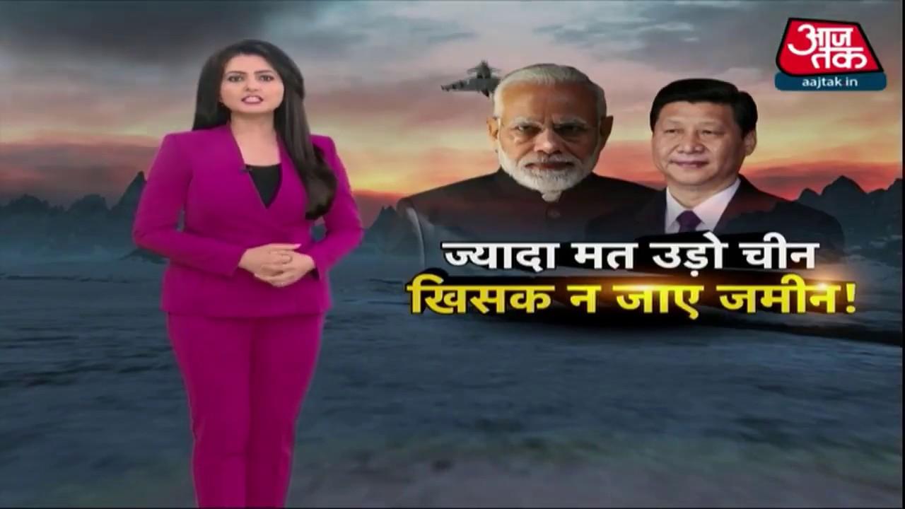 India warns China over Ladakh and Kashmir