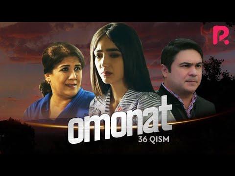 Omonat (o'zbek Serial) | Омонат (узбек сериал) 36-qism