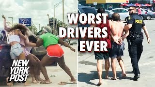 The World's Worst Drivers of 2018 | New York Post