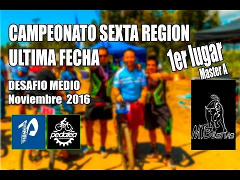 :: Final Campeonato Sexta Región :: 20K :: San Fernando :: MTBestias :: 1er lugar Master A