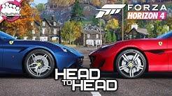 FORZA HORIZON 4 - HEAD to HEAD : Oben ohne ist es am schönsten 🌞  - Forza Horizon 4 MULTIPLAYER