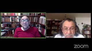 """""""Memorias de una Beatnik"""" charla con Rubén Medina"""