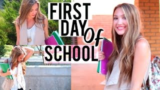 First Day of School Morning Routine   Tips, Outfit Idea, & More!