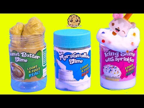 Slime Or Food ? Surprise Toys + Color Changing Num Noms Dippers
