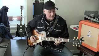 Gibson Les Paul Alternative Rock Jangle Pop