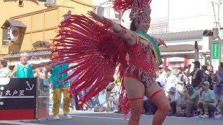【浅草サンバカーニバル2018】Asakusa Samba Carnaval 2018 早くアップ...