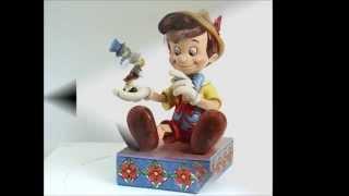 Disney Traditions Pinocchio 75th Anniversary Figurine - Jim Shore 4043647