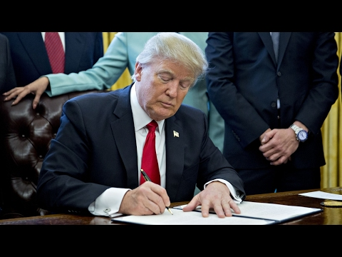 Executive orders, explained